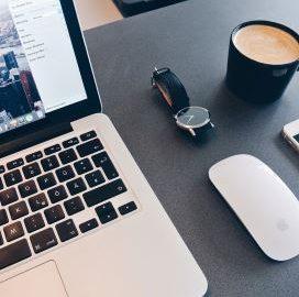 Zusammenarbeit mit einer Online-Assistentin, virtuellen Assistentin